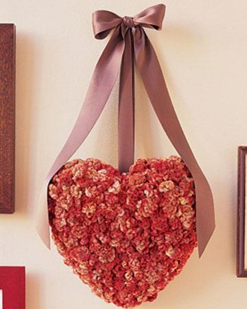 Artesanias para San Valentín