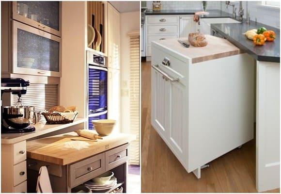 Cuál es el tamaño ideal para una isla de cocina? - VisitaCasas.com