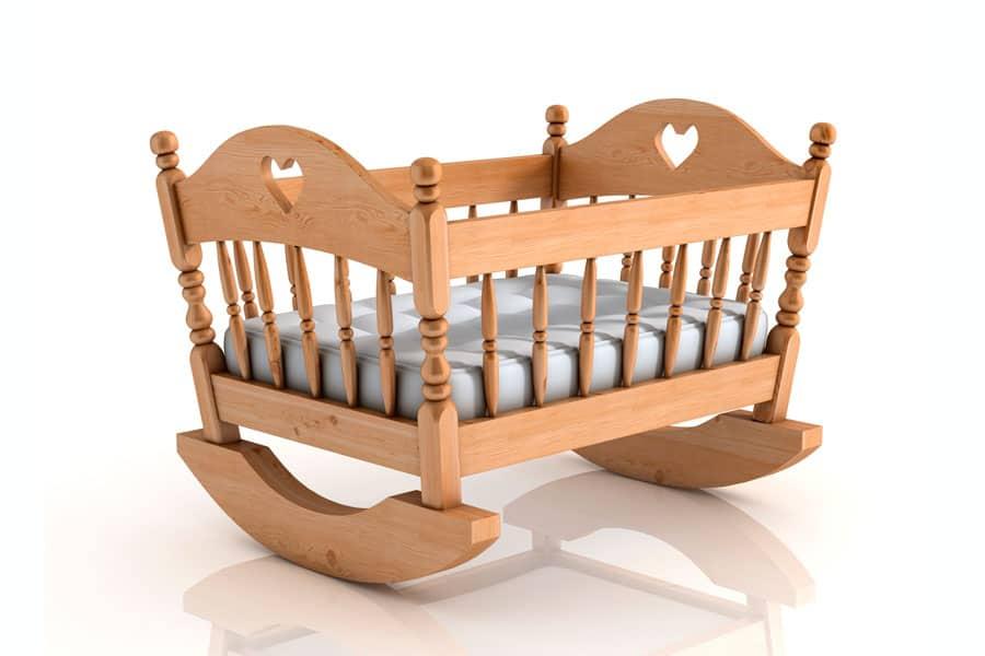 Vistoso Cunas Para Bebes Muebles De Lujo Elaboración - Muebles Para ...