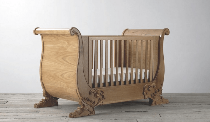 5 claves para elegir muebles de lujo para el bebé - VisitaCasas.com