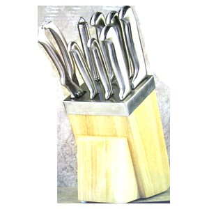 Juego de cuchillos para la cocina