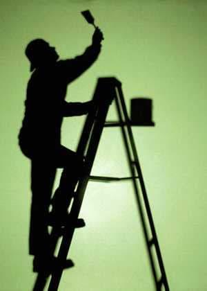 Encontrar un pintor eficiente
