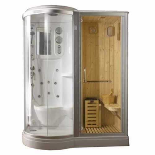 Sistema de ventilación para sauna
