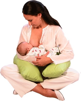 Almohadones para embarazadas