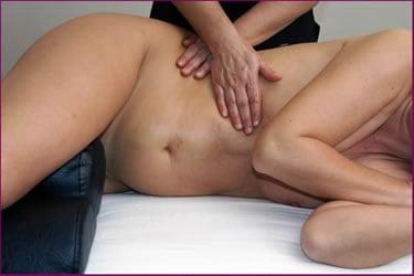 El Embarazo y los masajes