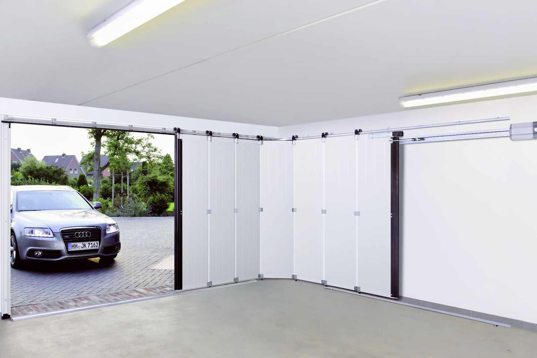 Consejos para comprar una puerta para el garaje visita casas for Casas en garajes