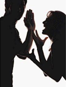 Evitar la violencia familiar