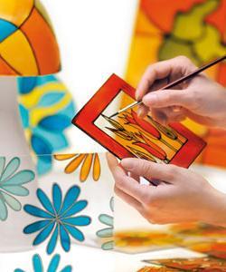Creando nuestros vitrales