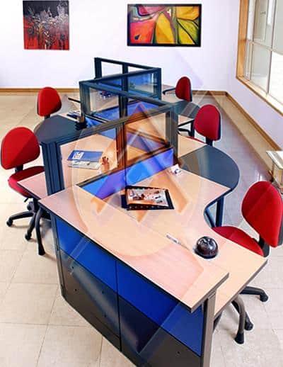 Las oficinas modulares