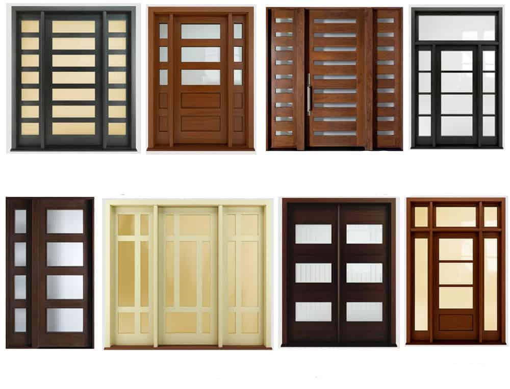 Puertas francesas lo que mejor le sirve a su casa for Puertas de madera con vidrio para interior