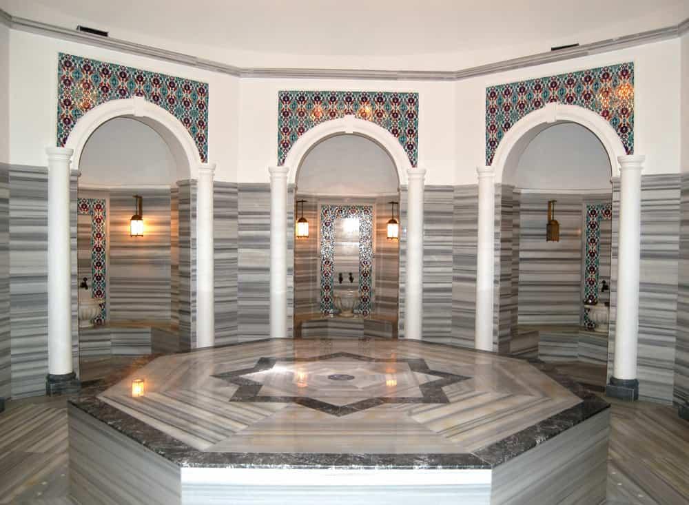 Beneficios de los baños de vapor y saunas turcos y suecos ...