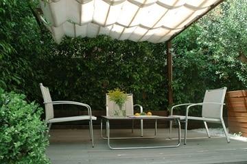 Gu a para instalar toldos de patio - Toldos para patios exteriores ...