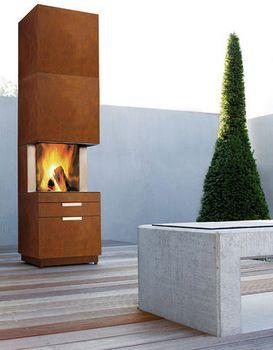 7 consejos para comprar una chimenea de exteriores - Chimeneas para exteriores ...