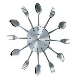 Reloj Cocina Moderno | Reloj De Cocina Utensilios Relojes Cocina Modernos Mimasku Com