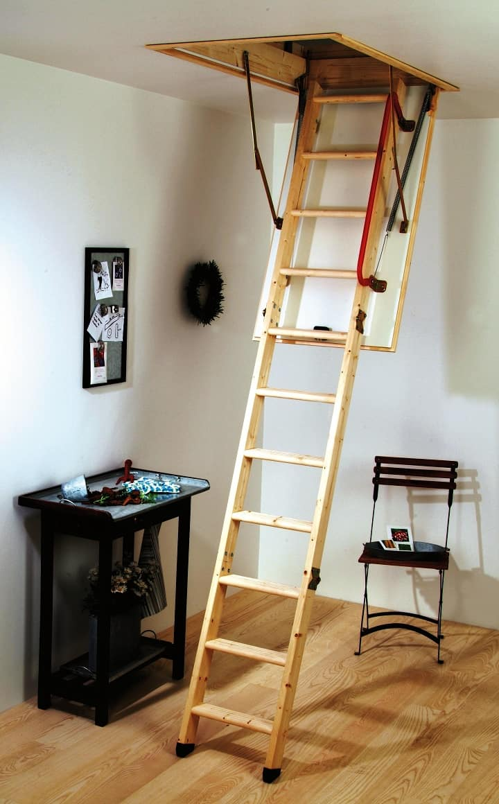 Escalera Plegable