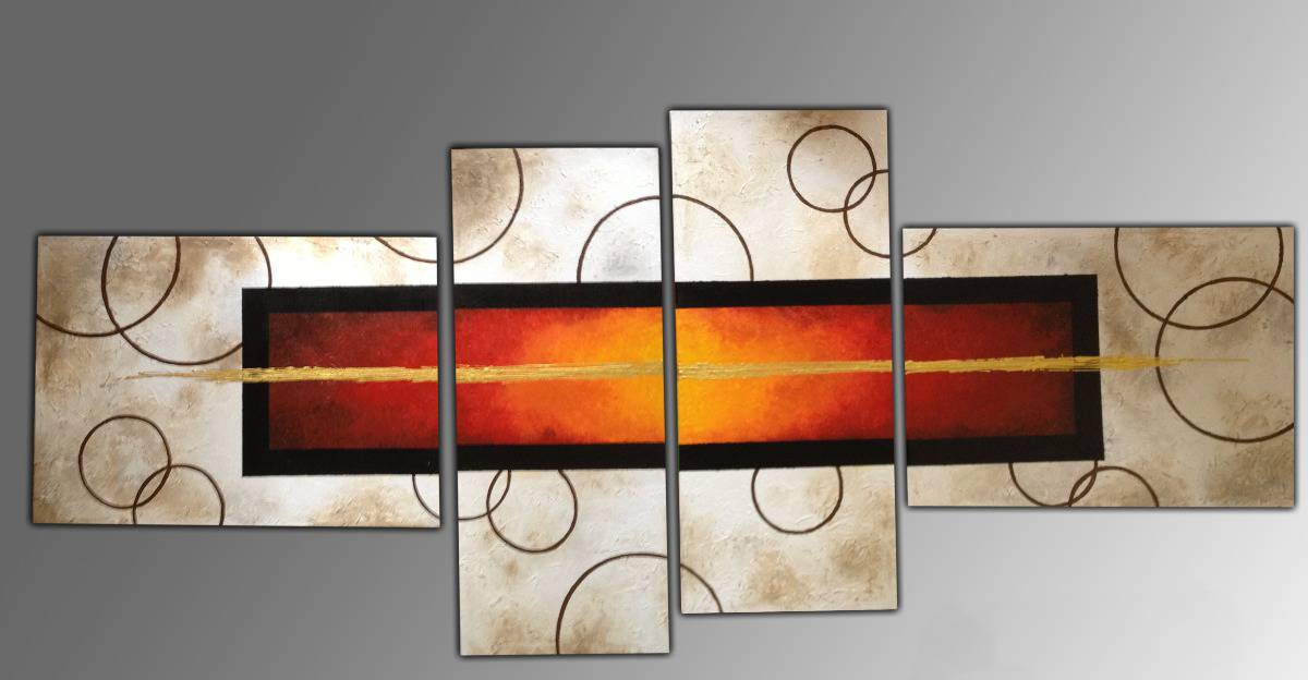 5 Secretos sobre la utilización de cuadros de arte moderno en ...