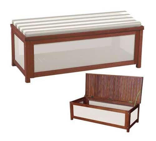 Confortables almohadones y cobertores para patios - Cojines para exterior ...