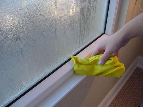 C mo combatir la condensaci n en casa - Como evitar la condensacion ...