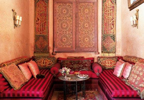 Conociendo el estilo rabe en la decoraci n - Decoracion marruecos ...
