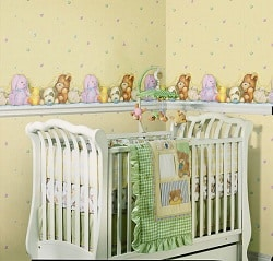 Consejos en cenefas infantiles de pared - Cenefas decorativas infantiles ...