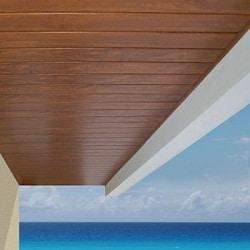 Opciones en falsos techos de madera for Falsos techos de madera