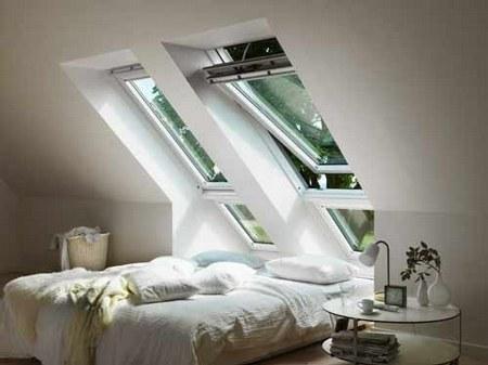 Instalando una ventana en el techo for Ventana en el techo