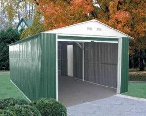Entrada de garaje