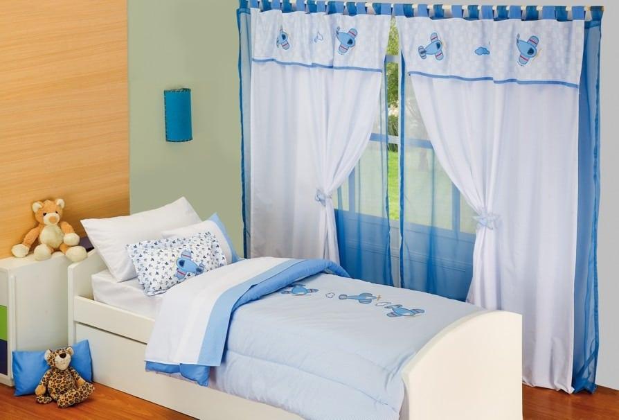Cortinas recomendadas para una habitacin infantil VisitaCasascom
