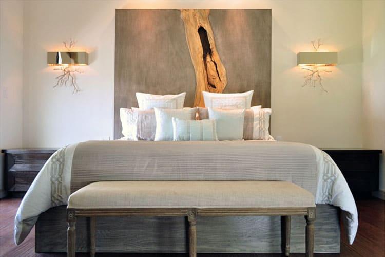 Dormitorios 9 apliques de pared para embellecerlo - Apliques de pared de diseno ...