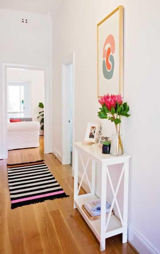 Decorar pasillos gu a paso a paso para embellecerlos - Espejos para pasillos ...
