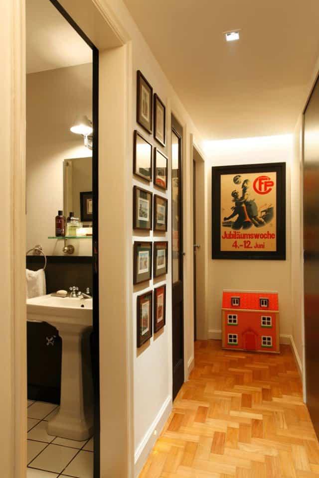 Decorar Pasillos Guia Paso A Paso Para Embellecerlos Visitacasascom - Decoracion-en-pasillos