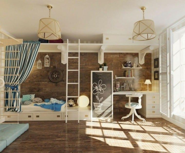 C mo decorar una habitaci n en estilo vintage visita casas for Cuartos de ninas estilo vintage