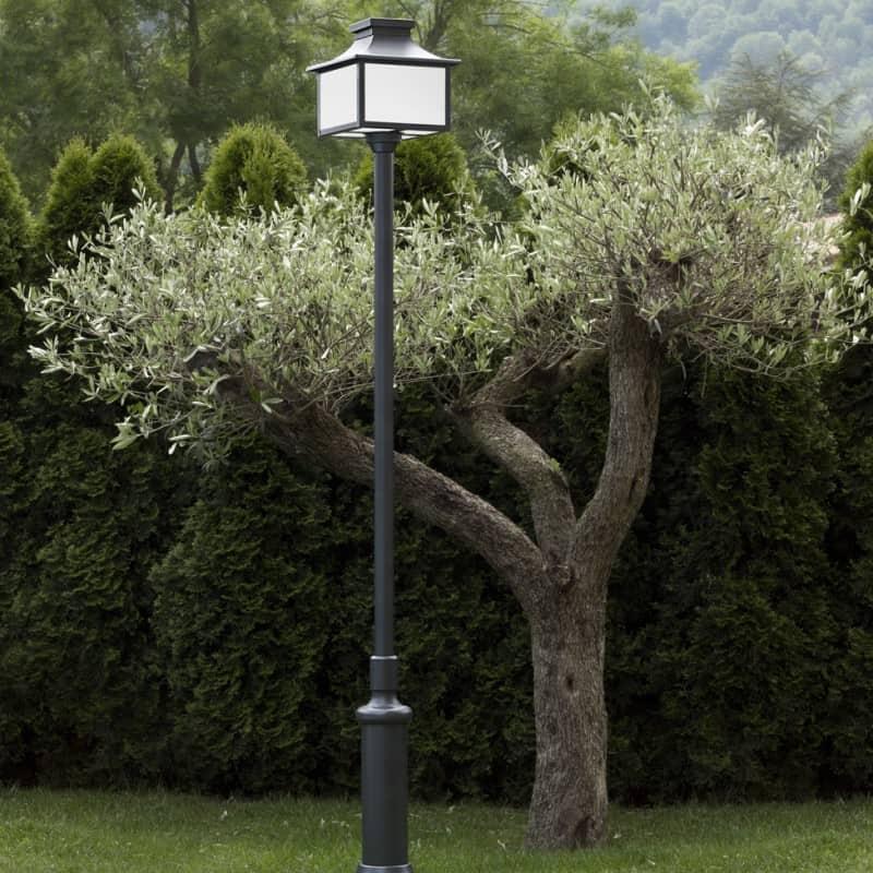 Farolas de jard n d nde colocarlas - Farolas para jardin ...