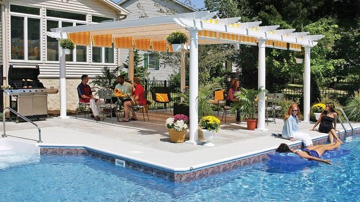 Pérgolas para el jardín: Modelos y consejos de compra - VisitaCasas.com