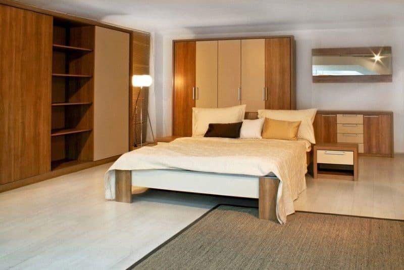 20 decoraciones de rec maras matrimoniales modernas con cl set - Muebles para dormitorios pequenos matrimoniales ...