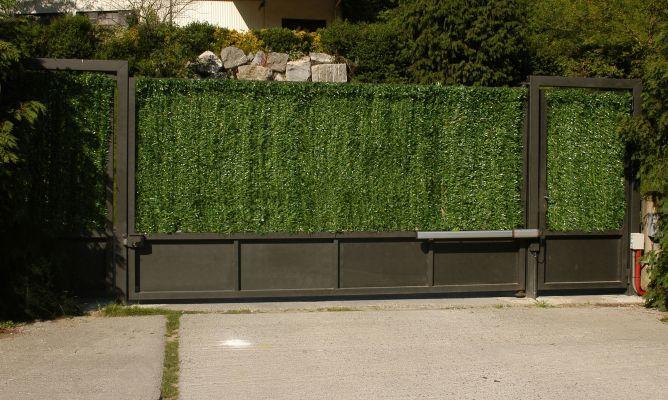 Vallas para jardines 7 consejos antes de comprar - Setos para vallas ...