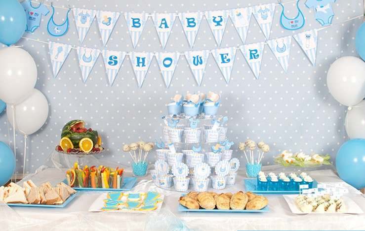 Ideas Cmo Decorar Un Baby Shower Para Nios Visitacasas